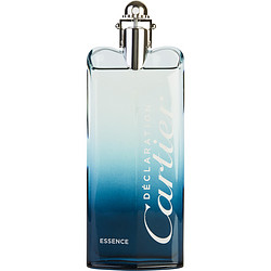 DECLARATION ESSENCE by Cartier EDT SPRAY 3.4 OZ (UNBOXED) for MEN