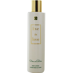 OSCAR DE LA RENTA LIVE IN LOVE by Oscar de la Renta BODY LOTION 6.8 OZ for WOMEN