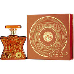 BOND NO. 9 NEW YORK AMBER by Bond No. 9 EDP SPRAY 1.7 OZ for UNISEX