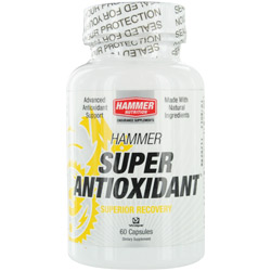 Hammer Nutrition  Super Antioxidant- Build Stronger Immunity- Dietary Supplement 60 capsules for UNISEX