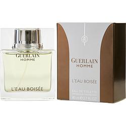GUERLAIN HOMME LEAU BOISEE by Guerlain for MEN