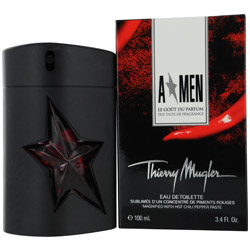 ANGEL TASTE OF FRAGRANCE by Thierry Mugler EDT SPRAY 3.4 OZ for MEN