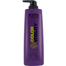 KMS CALIFORNIA by KMS California COLOR VITALITY BLONDE SHAMPOO 25.3 OZ for UNISEX 222458