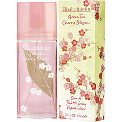 GREEN TEA CHERRY BLOSSOM by Elizabeth Arden EDT SPRAY 3.3 OZ for WOMEN