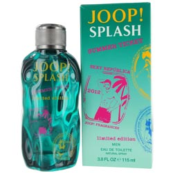 JOOP! SPLASH SUMMER TICKET by Joop! EDT SPRAY 3.8 OZ (LIMITED EDITION) for MEN