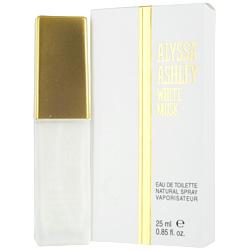 ALYSSA ASHLEY WHITE MUSK by Alyssa Ashley EDT SPRAY .85 OZ for WOMEN