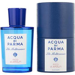 ACQUA DI PARMA BLUE MEDITERRANEO by Acqua Di Parma FICO DI AMALFI EDT SPRAY 5 OZ for MEN