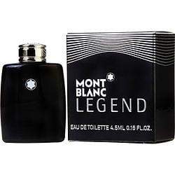 MONT BLANC LEGEND by Mont Blanc EDT .15 OZ MINI for MEN