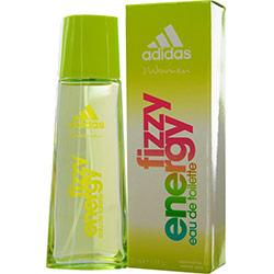 ADIDAS FIZZY ENERGY by Adidas EDT SPRAY 1.7 OZ for WOMEN