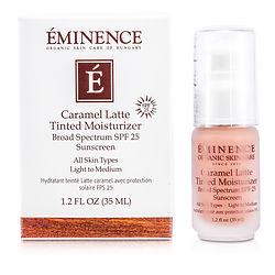 Eminence  Caramel Latte Tinted Moisturizer SPF 25 (Light To Medium) --/1.2OZ for WOMEN