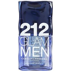 212 GLAM by Carolina Herrera EDT SPRAY 3.4 OZ for MEN