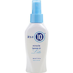 Its A 10 By It'S A 10 Miracle Leave In Lite Product 4 Oz For Unisex
