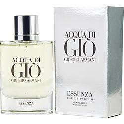 ACQUA DI GIO ESSENZA by Giorgio Armani EAU DE PARFUM SPRAY 2.5 OZ for MEN