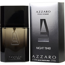 AZZARO NIGHT TIME by Azzaro EDT SPRAY 1.7 OZ for MEN
