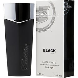 CADILLAC BLACK by Cadillac EDT SPRAY 3.4 OZ for MEN