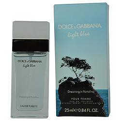 Parfum de damă DOLCE AND GABBANA Light Blue Dreaming in Portofino