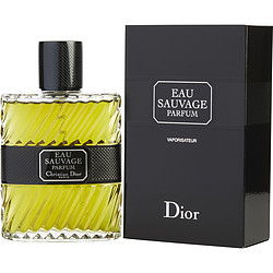 EAU SAUVAGE PARFUM by Christian Dior EDP SPRAY 3.4 OZ for MEN
