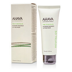 Ahava by Ahava Time To Revitalize Extreme Radiance Lifting Mask -/2.5OZ for WOMEN