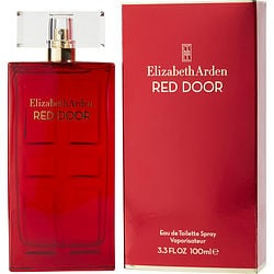 RED DOOR by Elizabeth Arden EDT SPRAY 3.3 OZ (100TH ANNIVERSARY EDITION BOTTLE) for
