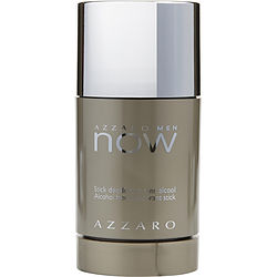 AZZARO NOW by Azzaro DEODORANT STICK ALCOHOL FREE 2.7 OZ for MEN