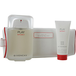 Givenchy Play Sport By Givenchy Edt Spray 3.3 Oz & Hair And Body Shower Gel 2.5 Oz & Bag Gift Sets at Sears.com