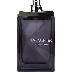 ENCOUNTER CALVIN KLEIN by Calvin Klein EDT SPRAY 3.4 OZ *TESTER for MEN