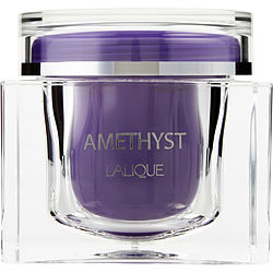 Amethyst Lalique By Lalique Body Cream 6.7 Oz For Women