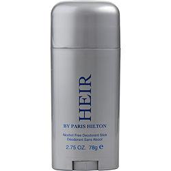 Heir Paris Hilton By Paris Hilton Deodorant Stick Alcohol Free 2.75 Oz For Men