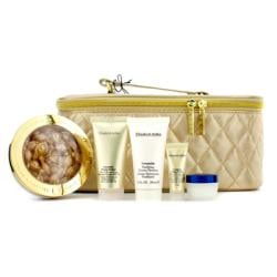 ELIZABETH ARDEN by Elizabeth Arden Ceramide Gold Mothers Set: Gold Capsules + Moisture Cream + Cream Cleanser + Moisture Cream + Eye Cream + Bag --5pcs+1bag for WOMEN