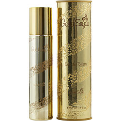 GOLD SUGAR by Aquolina EDT SPRAY 1.7 OZ for WOMEN