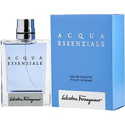 Acqua Essenziale By Salvatore Ferragamo Edt Spray 3.4 Oz For Men