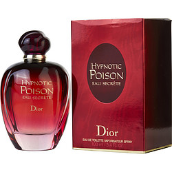 HYPNOTIC POISON EAU SECRETE by Christian Dior EDT SPRAY 3.4 OZ for WOMEN