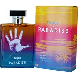 BEVERLY HILLS 90210 TOUCH OF PARADISE by Giorgio Beverly Hills for WOMEN