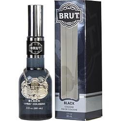 BRUT BLACK SPECIAL RESERVE by Faberge Cologne SPRAY 3 OZ (GLASS BOTTLE) for MEN