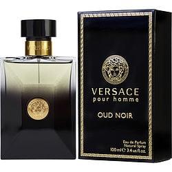 VERSACE POUR HOMME OUD NOIR by Gianni Versace EAU DE PARFUM SPRAY 3.4 OZ  for MEN 999c00cbbc9