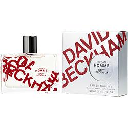 DAVID BECKHAM URBAN HOMME by David Beckham for MEN