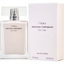 NARCISO RODRIGUEZ LEAU FOR HER by Narciso Rodriguez EDT SPRAY 1.7 OZ for WOMEN