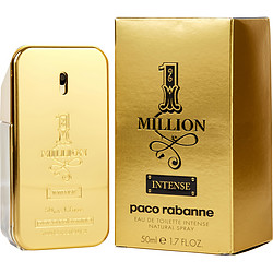 PACO RABANNE 1 MILLION INTENSE by Paco Rabanne for MEN