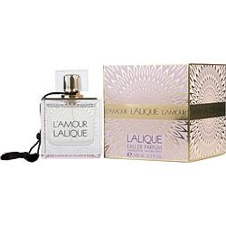 L'Amour Lalique By Lalique Eau De Parfum Spray 3.3 Oz For Women