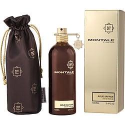 MONTALE PARIS AOUD SAFRAN by Montale EDP SPRAY 3.4 OZ for UNISEX