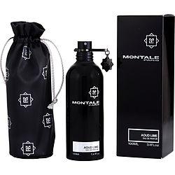 Parfum de damă MONTALE Paris Aoud Lime