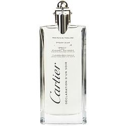 DECLARATION D'UN SOIR by Cartier EDT SPRAY 3.4 OZ *TESTER for MEN