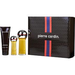 PIERRE CARDIN by Pierre Cardin SET-EAU DE COLOGNE SPRAY 2.8 OZ & COLOGNE SPRAY 1 OZ & AFTERSHAVE BALM 3.4 OZ for MEN 238801
