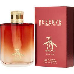PENGUIN RESERVE by Original Penguin EDT SPRAY 3.4 OZ for MEN