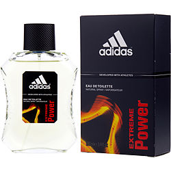 ADIDAS EXTREME POWER by Adidas EDT SPRAY 3.4 OZ (DEVELOPED WITH ATHLETES) for MEN