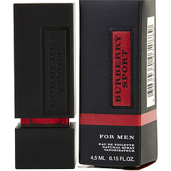 BURBERRY SPORT by Burberry EDT .15 OZ MINI for MEN
