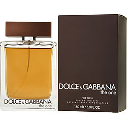 THE ONE by Dolce & Gabbana EDT SPRAY 5 OZ for MEN