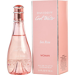 Parfum de damă DAVIDOFF Cool Water Sea Rose