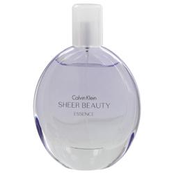 CALVIN KLEIN SHEER BEAUTY ESSENCE by Calvin Klein EDT SPRAY 3.4 OZ *TESTER for WOMEN