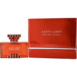 Judith Leiber Exotic Coral By Judith Leiber Eau De Parfum Spray 1.3 Oz For Women